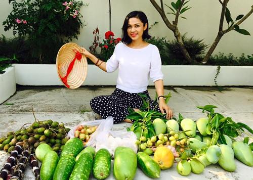 Biệt thự nhà vườn ngập hoa quả của diễn viên Việt Trinh - ảnh 10
