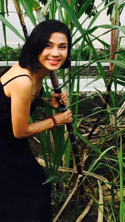 Biệt thự nhà vườn ngập hoa quả của diễn viên Việt Trinh - ảnh 13
