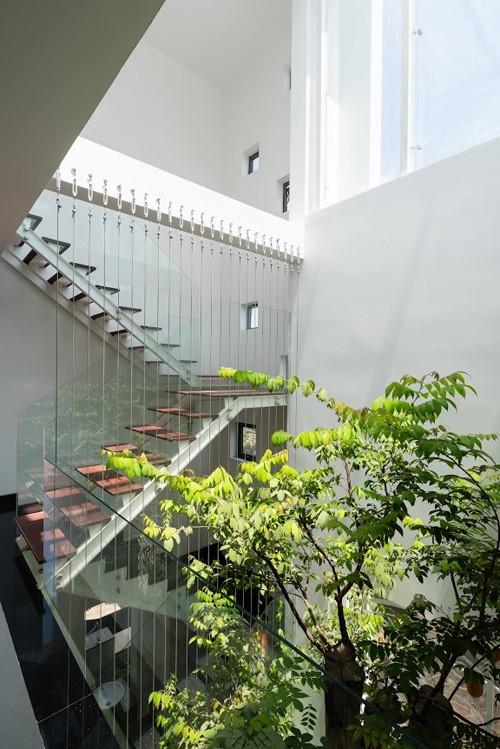 Ngôi nhà ở Đồng Nai nổi bật vì thiết kế lạ mắt - ảnh 10