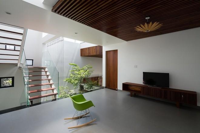 Ngôi nhà ở Đồng Nai nổi bật vì thiết kế lạ mắt - ảnh 13