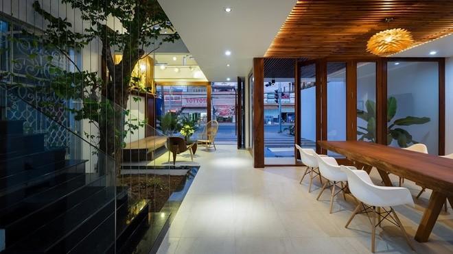 Ngôi nhà ở Đồng Nai nổi bật vì thiết kế lạ mắt - ảnh 3