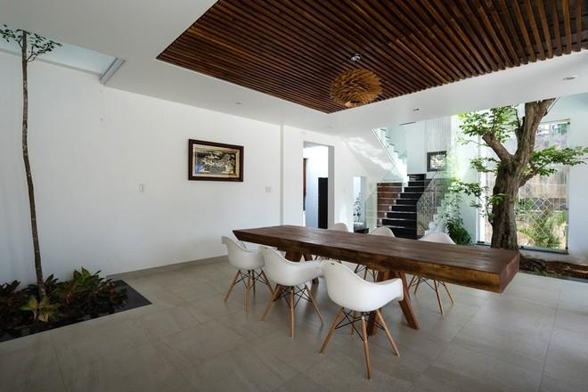 Ngôi nhà ở Đồng Nai nổi bật vì thiết kế lạ mắt - ảnh 6