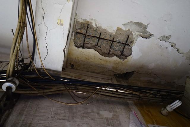TPHCM: Cận cảnh thót tim ở chung cư Vĩnh Hội - ảnh 15