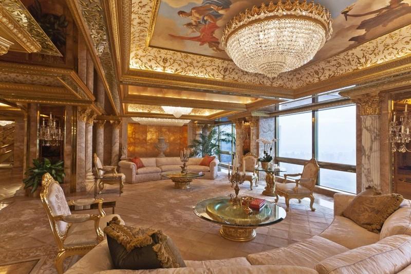 Những biệt thự xa hoa thuộc sở hữu của Donald Trump  - ảnh 7