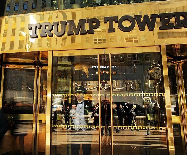 Donald Trump sẽ dát vàng toàn bộ Nhà Trắng? - ảnh 3