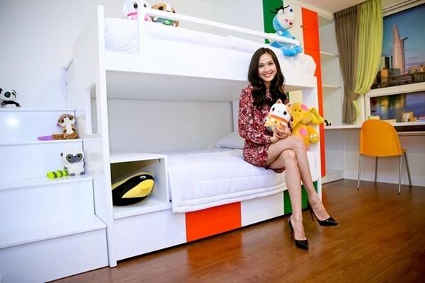 """Ngắm """"nhà siêu sang"""" của các hoa hậu Việt - ảnh 18"""
