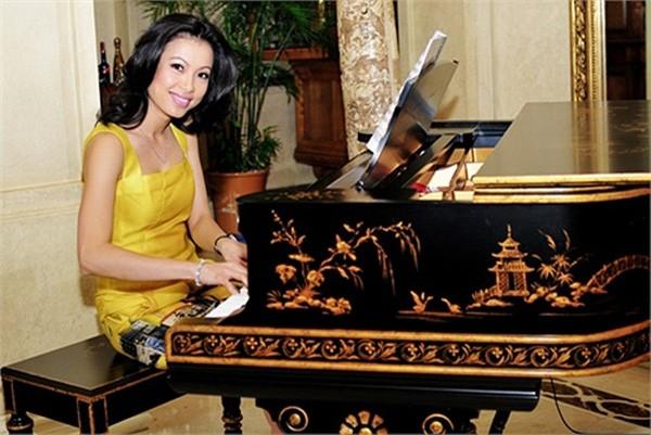"""Ngắm """"nhà siêu sang"""" của các hoa hậu Việt - ảnh 28"""