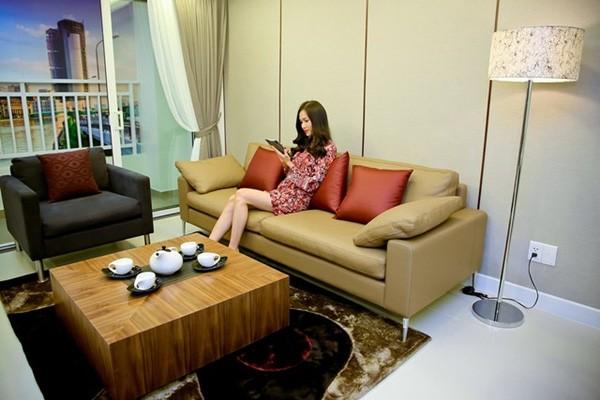 """Ngắm """"nhà siêu sang"""" của các hoa hậu Việt - ảnh 14"""