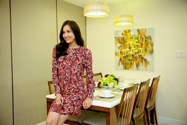 """Ngắm """"nhà siêu sang"""" của các hoa hậu Việt - ảnh 15"""