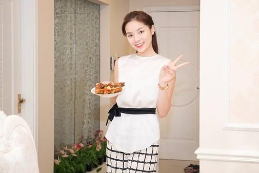 """Ngắm """"nhà siêu sang"""" của các hoa hậu Việt - ảnh 2"""