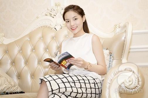 """Ngắm """"nhà siêu sang"""" của các hoa hậu Việt - ảnh 4"""