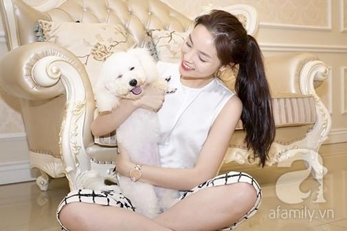 """Ngắm """"nhà siêu sang"""" của các hoa hậu Việt - ảnh 5"""