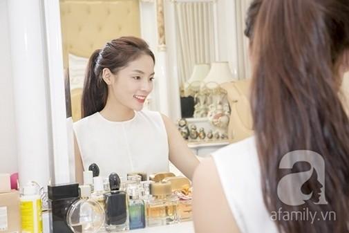 """Ngắm """"nhà siêu sang"""" của các hoa hậu Việt - ảnh 7"""
