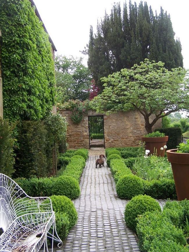 Biến sân vườn thành ốc đảo xanh mát nhờ vài mẹo nhỏ - ảnh 18