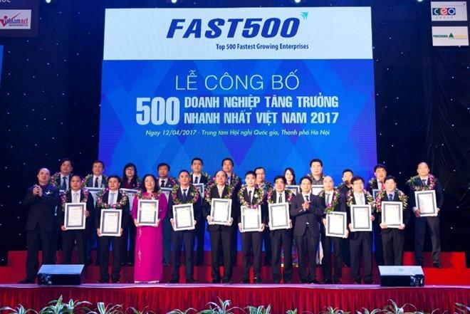 Đất Xanh vào top 150 DN tăng trưởng nhanh nhất Việt Nam - ảnh 2