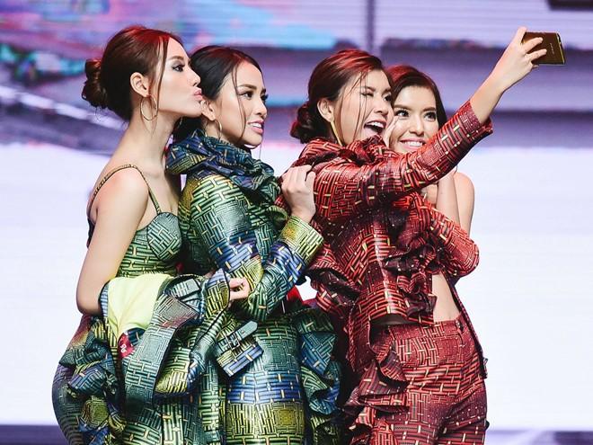 Chung ket The Face: Tu Hao tro thanh quan quan hinh anh 2