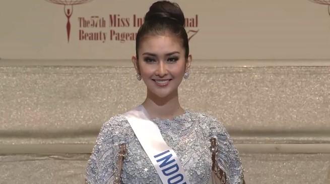 Vẻ đẹp của tân Hoa hậu Quốc tế 2017 - ảnh 5
