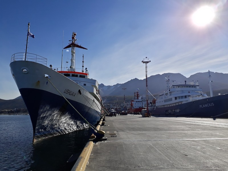Hành trình chinh phục châu Nam Cực của cô gái Việt - ảnh 18