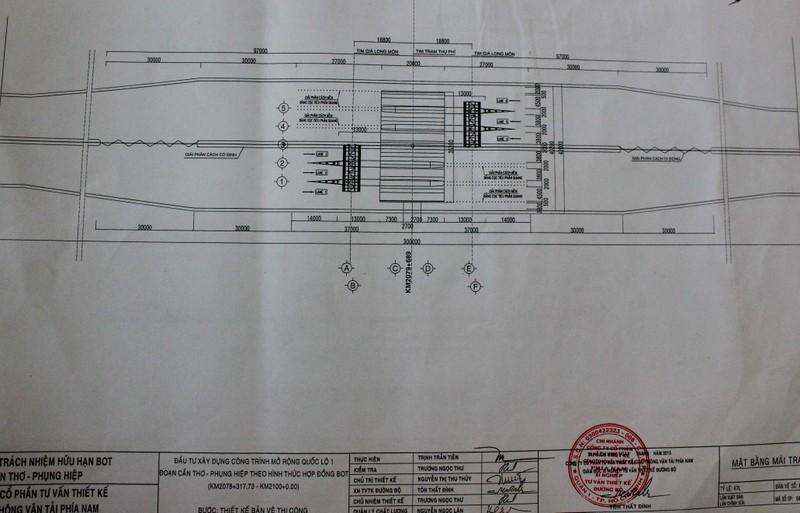 """""""Cầu cứu"""" Bộ Giao thông vì 15 m dải phân cách QL1 - ảnh 6"""