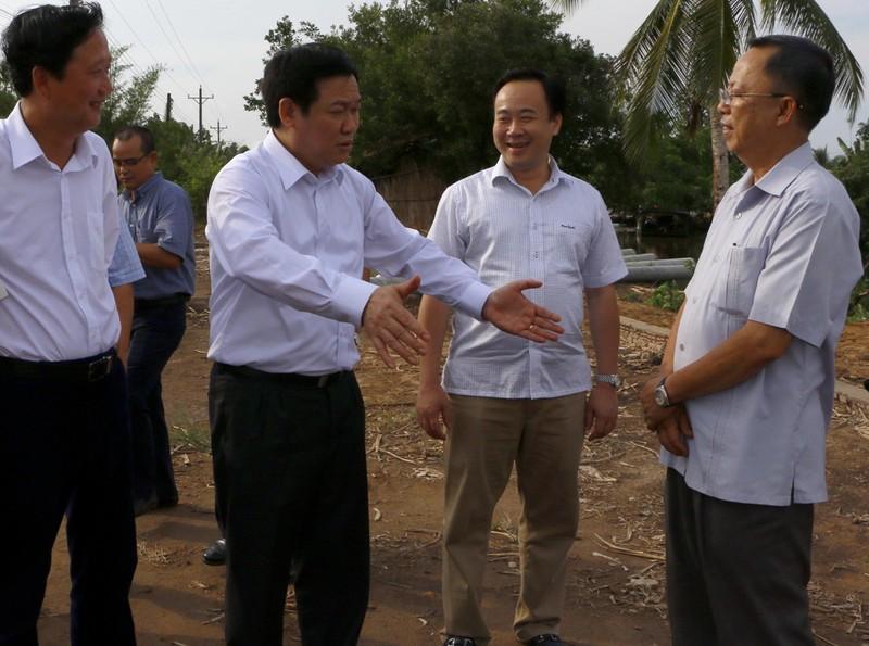 Hậu Giang kiến nghị Chính phủ hỗ trợ trên 565 tỉ đồng công trình phòng chống hạn mặn - ảnh 2