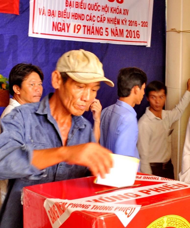 Đảo Thổ Châu hoàn tất bầu cử với 100% cử tri đi bầu - ảnh 2