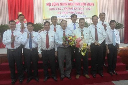 'Ông Trịnh Xuân Thanh không còn làm phó chủ tịch tỉnh Hậu Giang' - ảnh 1