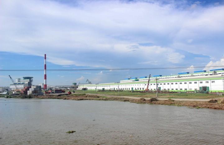 Vụ Lo nhà máy giấy 'bức tử' sông Hậu: Đề nghị Chính phủ vào cuộc - ảnh 2