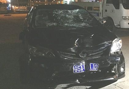 Vụ tài xế lái xe công gây tai nạn liên hoàn: 2 người đã tử vong - ảnh 1