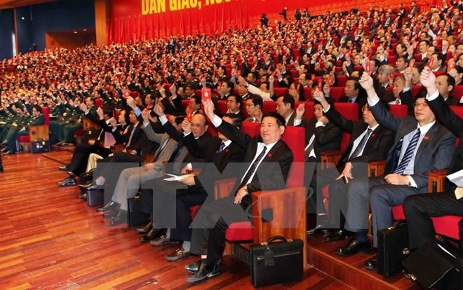 Ngày mai khai mạc Đại hội đại biểu toàn quốc lần thứ XII của Đảng - ảnh 2