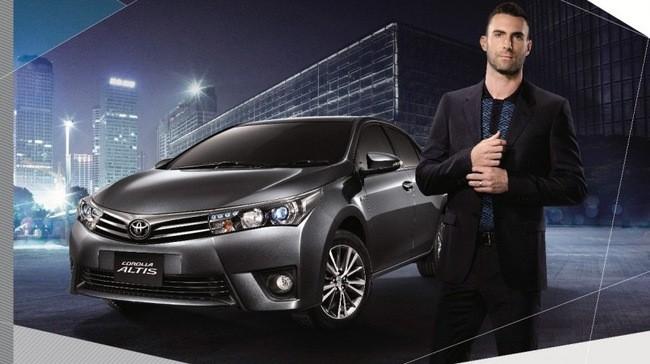 Ra mắt tại Thái Lan, Toyota Corolla Altis 2016 chẳng có gì mới? - ảnh 1