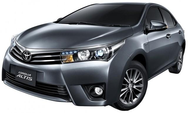 Ra mắt tại Thái Lan, Toyota Corolla Altis 2016 chẳng có gì mới? - ảnh 2