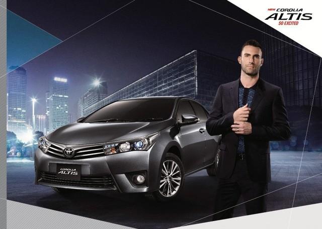 Ra mắt tại Thái Lan, Toyota Corolla Altis 2016 chẳng có gì mới? - ảnh 8