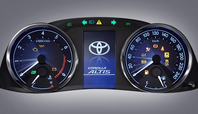 Ra mắt tại Thái Lan, Toyota Corolla Altis 2016 chẳng có gì mới? - ảnh 11
