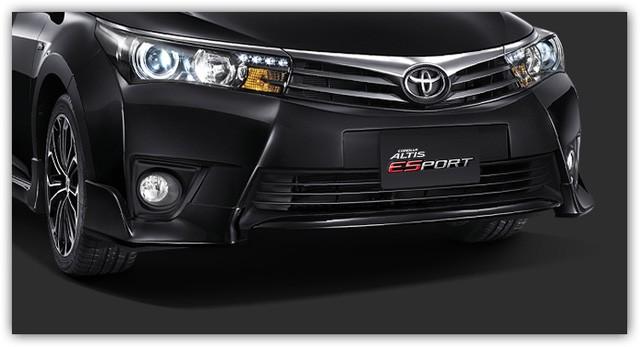 Ra mắt tại Thái Lan, Toyota Corolla Altis 2016 chẳng có gì mới? - ảnh 7