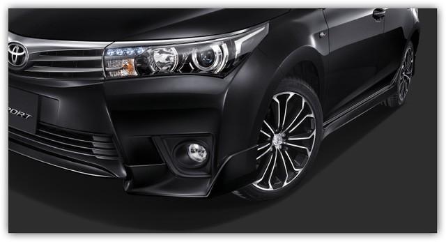 Ra mắt tại Thái Lan, Toyota Corolla Altis 2016 chẳng có gì mới? - ảnh 9