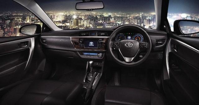 Ra mắt tại Thái Lan, Toyota Corolla Altis 2016 chẳng có gì mới? - ảnh 5