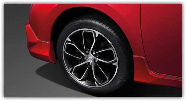 Ra mắt tại Thái Lan, Toyota Corolla Altis 2016 chẳng có gì mới? - ảnh 10