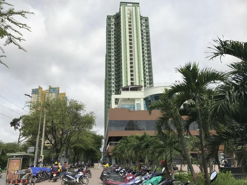 Giá thuê Thuận Kiều Plaza tăng mạnh - ảnh 1