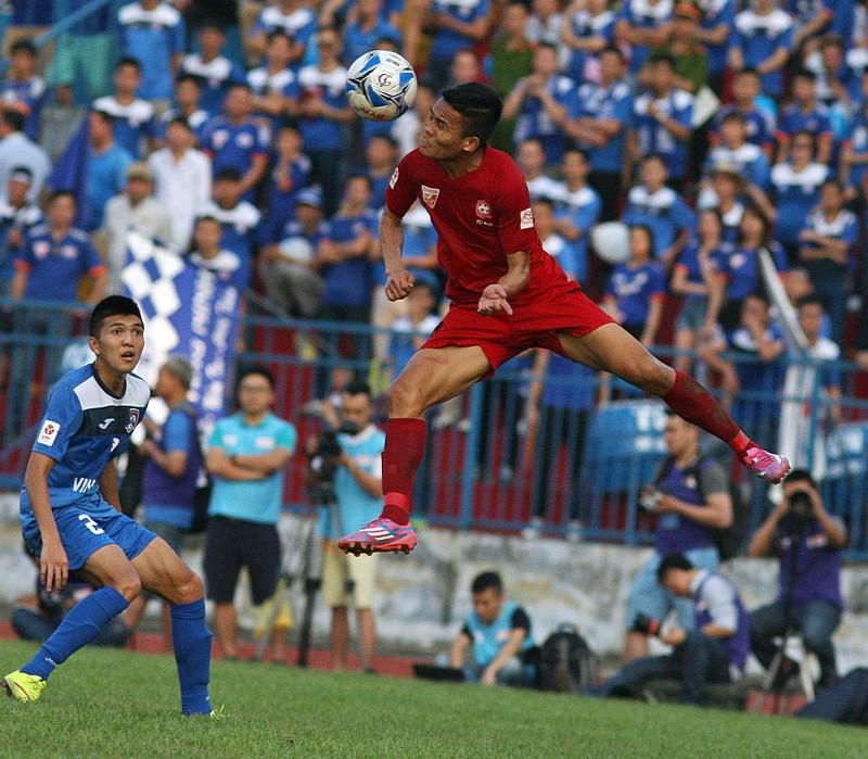 Vòng 24 V-League: Thủ môn sai lầm, Than Quảng Ninh ôm hận - ảnh 2