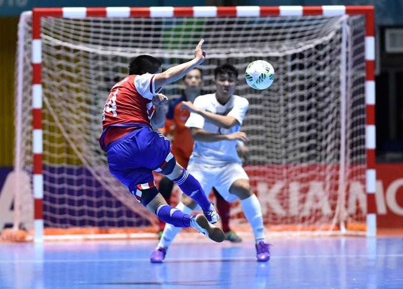 Tuyển Futsal Việt Nam cần 1 điểm trước tuyển Ý - ảnh 1