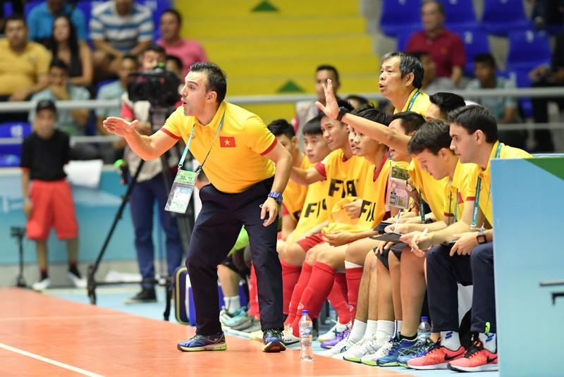 Futsal Việt Nam sẽ còn phát triển mạnh - ảnh 1