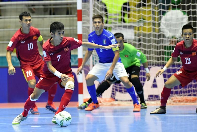 Futsal Việt Nam sẽ còn phát triển mạnh - ảnh 2