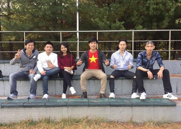 Tuyển Việt Nam thắng dễ nhà vô địch Hàn Quốc - ảnh 3