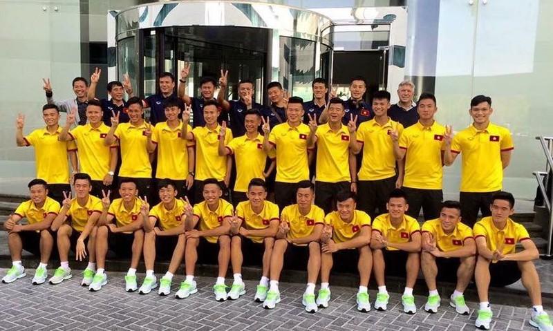 Ban tổ chức FIFA U-20 World Cup chào đón U-19 Việt Nam - ảnh 2