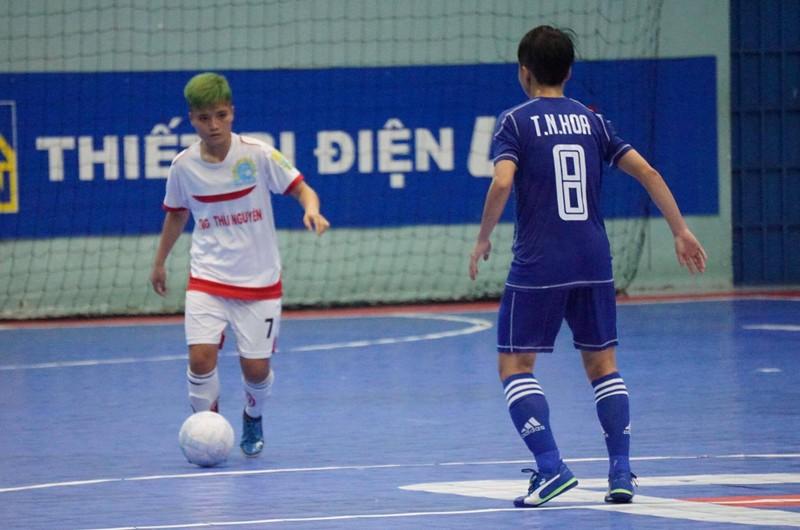 Tưng bừng khai mạc giải Futsal nữ TP.HCM mở rộng - ảnh 6