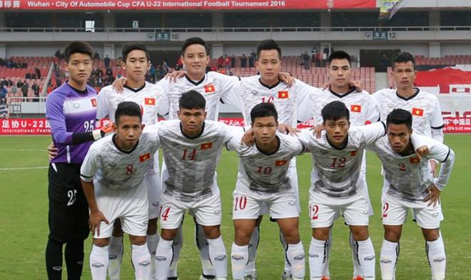 U-22 Việt Nam ngã ngựa trước U-22 Uzbekistan  - ảnh 2