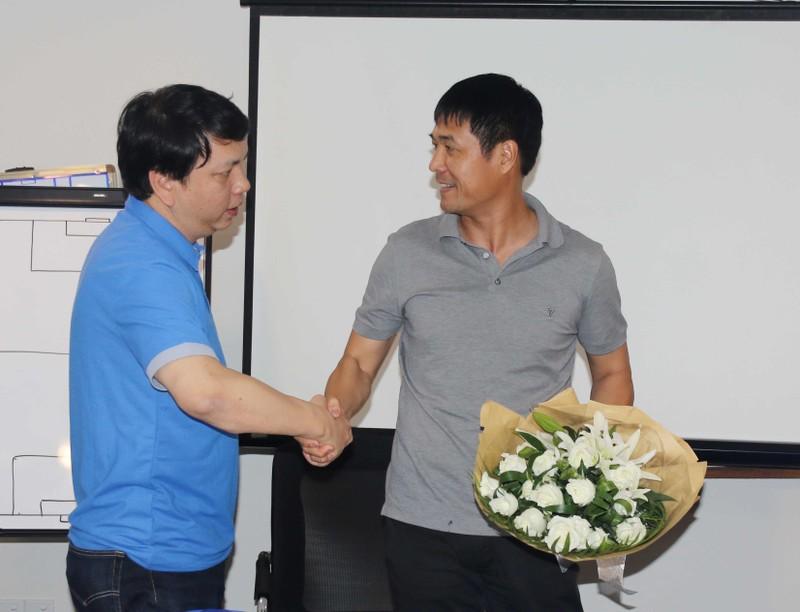 Tuyển Việt Nam hứa thắng Myanmar để làm quà tặng thầy - ảnh 2
