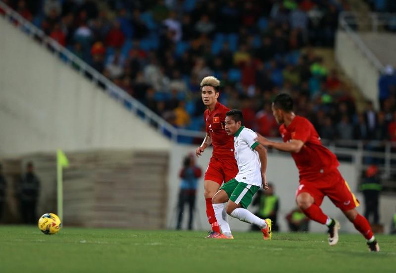 Hai trận giao hữu trước thềm AFF Cup 2016, đội tuyển Việt Nam hòa sân khách Indoonesia 2-2 và thắng sân nhà 3-2