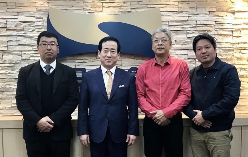 Kukkiwon hỗ trợ toàn diện cho Taekwondo Việt Nam - ảnh 1