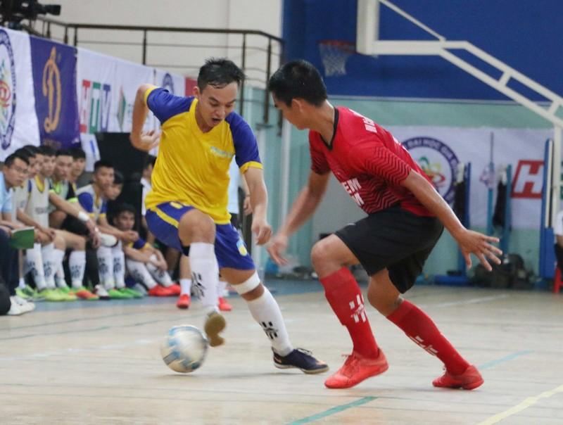 Đại học HUTECH vô địch giải Futsal sinh viên TP.HCM - ảnh 3